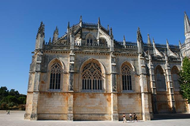 Монастырь Santa Maria da Vitoria. Баталья