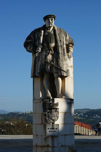 Статуя Короля Жуау III
