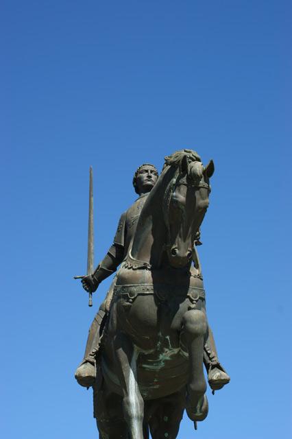 Статуя Короля Жуау I
