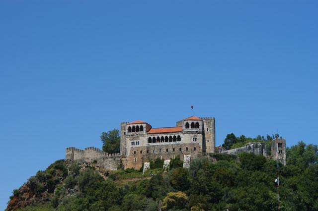 Замок Лейрии.